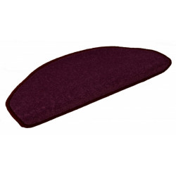 Nášlapy na schody Nasty 102368 Brombeer Violett, sada 15 ks
