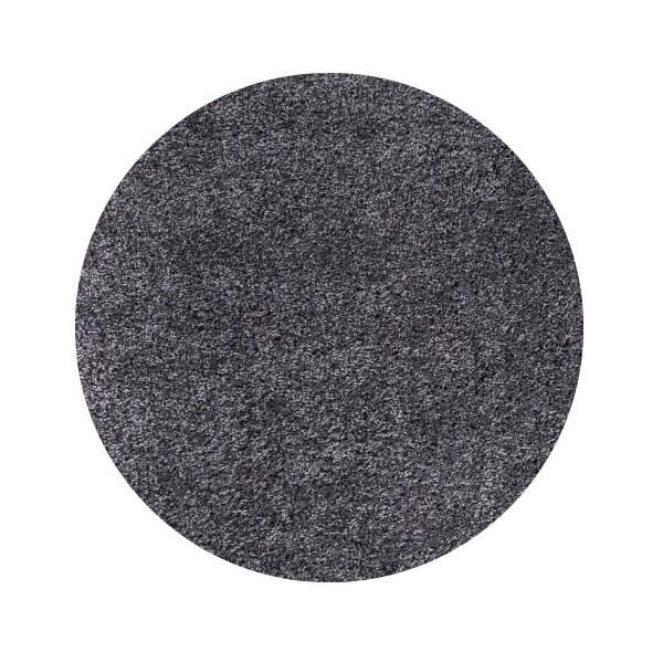 Ayyildiz koberce Kusový koberec Life Shaggy 1500 grey kruh, kusových koberců 200x200 cm kruh% Šedá - Vrácení do 1 roku ZDARMA vč. dopravy + možnost zaslání vzorku zdarma