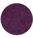 Kusový koberec Life Shaggy 1500 lila kruh