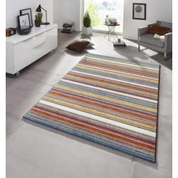 Kusový koberec Diamond 102815 Blau/Orange
