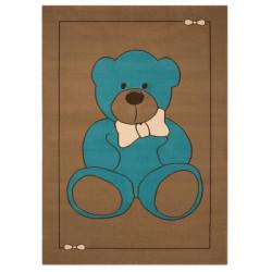Kusový koberec Bambini 103067 Teddybär 140x200 cm