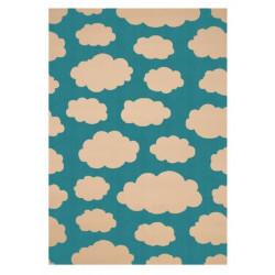 Kusový koberec Bambini 103070 Blau 140x200 cm