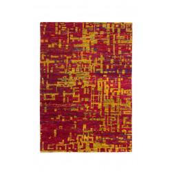 Ručně tkaný kusový koberec SAREE DE LUX 820 MAGMA