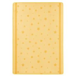 Kusový koberec Luna 102650 Gelb Orange 100x140 cm