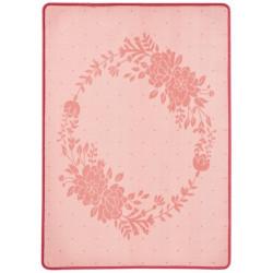 Kusový koberec Luna 102654 Rosa 100x140 cm