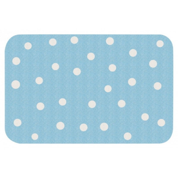 Kusový koberec Niños 103080 Blau 67x120 cm