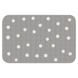 Kusový koberec Niños 103081 Graun 67x120 cm
