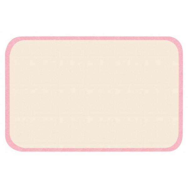 Zala Living - Hanse Home koberce Kusový koberec Niños 103086 Rosa-Creme 67x120 cm cm, koberců 67x120 cm Růžová - Vrácení do 1 roku ZDARMA