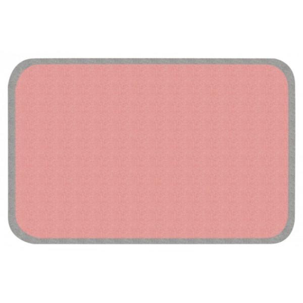 Zala Living - Hanse Home koberce Kusový koberec Niños 103087 Grau-Rosa 67x120 cm cm, koberců 67x120 cm Růžová - Vrácení do 1 roku ZDARMA