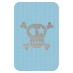 Protiskluzový kusový koberec Niños 103089 Blau 67x120 cm