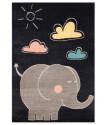 Kusový koberec Vini 103030 Elephant Jumbo 120x170 cm