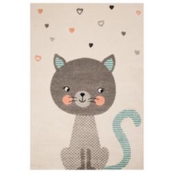 Kusový koberec Vini 103027 Cat Alex 120x170 cm