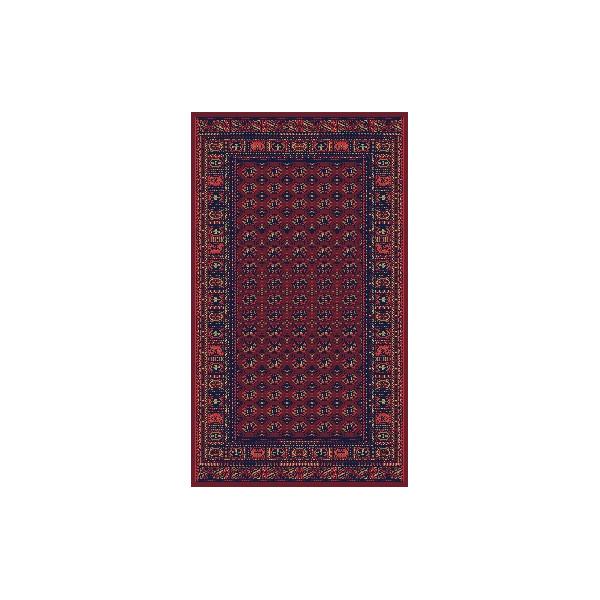 Sintelon koberce Kusový koberec Solid 15 CCC, 200x300 cm% Červená - Vrácení do 1 roku ZDARMA vč. dopravy