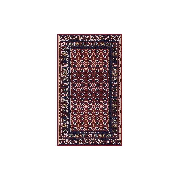 Sintelon koberce Kusový koberec Solid 15 CPC, 200x300 cm% Červená - Vrácení do 1 roku ZDARMA vč. dopravy