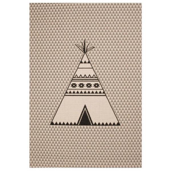Zala Living - Hanse Home koberce Kusový koberec Vini 103022 Tipi Noya Charly 120x170 cm cm, koberců 120x170 cm Béžová - Vrácení do 1 roku ZDARMA