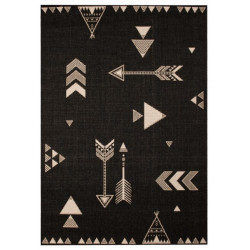 Kusový koberec Vini 103021 Arrows Barney 120x170 cm