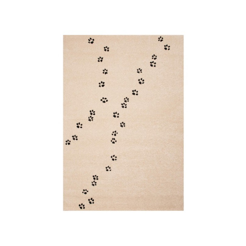 Kusový koberec Vini 103019 Prints Ted 120x170 cm
