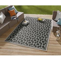 Kusový koberec Botany 102483 Schwarz