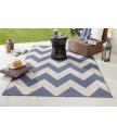Kusový koberec Meadow 102735 blau/beige