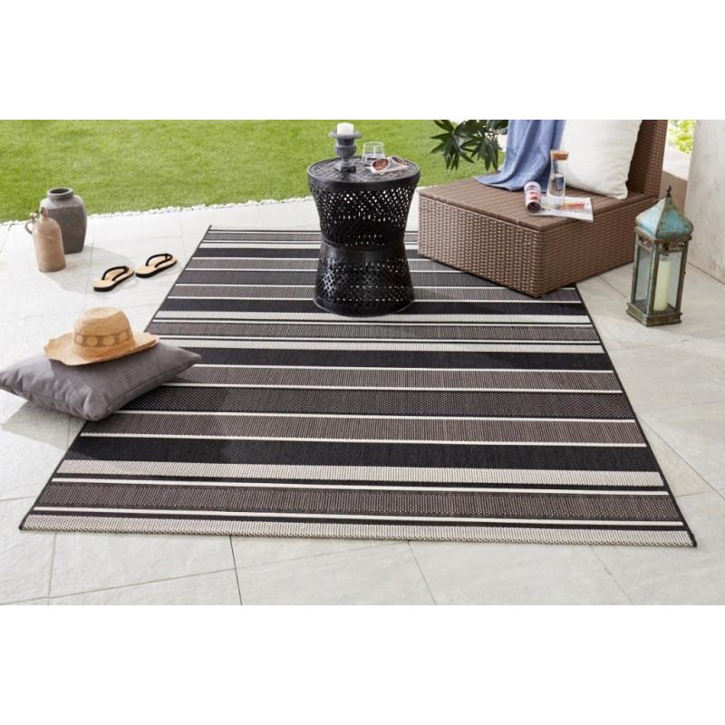 Kusový koberec Meadow 102734 schwarz