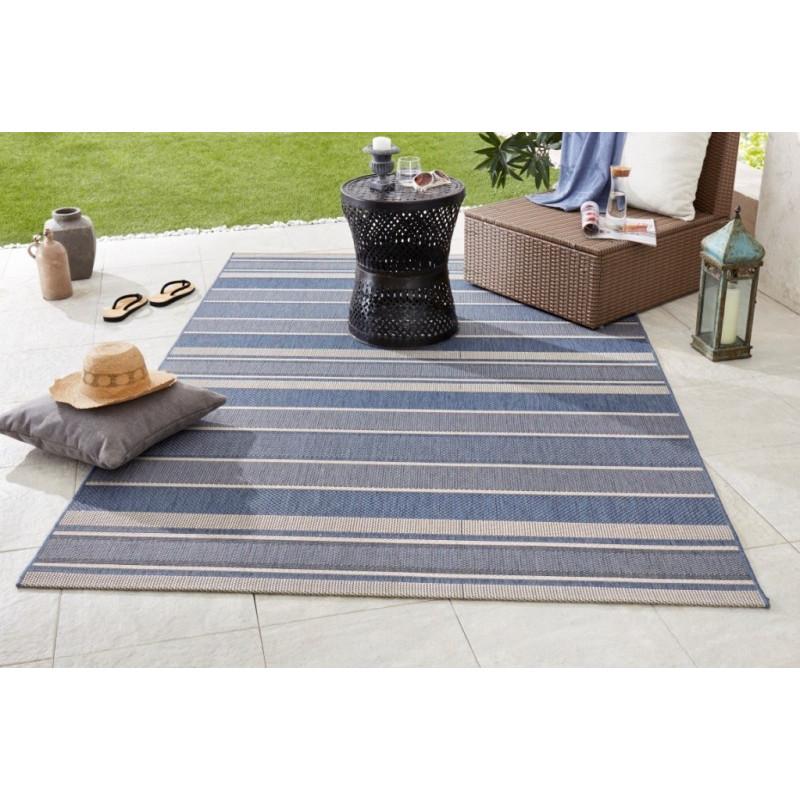 Kusový koberec Meadow 102731 blau