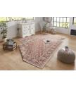 Kusový koberec Twin-Wendeteppiche 103114 terra creme