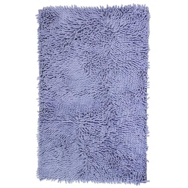 BO-MA koberce Koupelnová předložka RASTA MICRO modrá, kusových koberců 50x80 cm% Modrá - Vrácení do 1 roku ZDARMA vč. dopravy