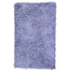 Koupelnová předložka RASTA MICRO modrá
