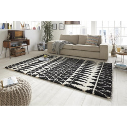 Kusový koberec Allure 102770 schwarz