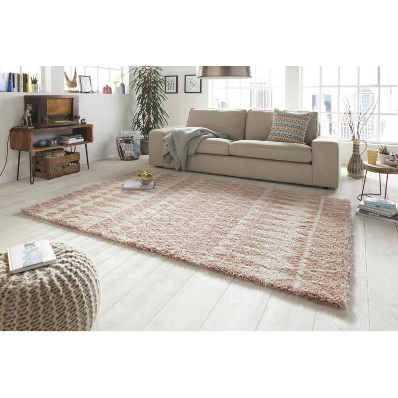Kusový koberec Allure 102767 rosa