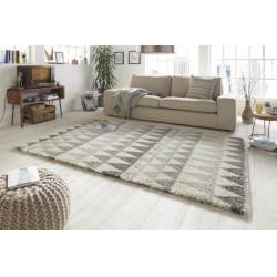 Kusový koberec Allure 102765 creme grau