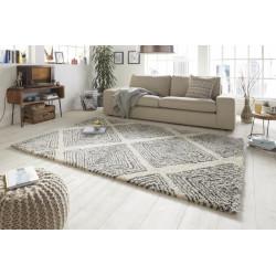 Kusový koberec Allure 102762 creme grau