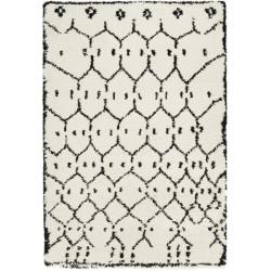 Kusový koberec Allure 102758 creme schwarz