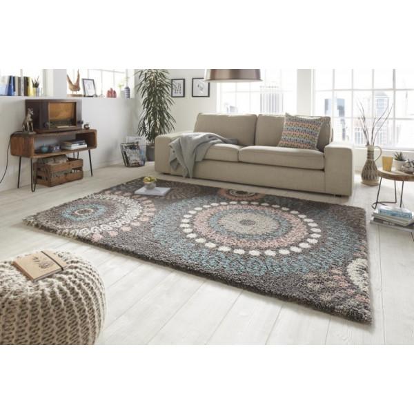 Kusový koberec Allure 102756 graun, koberců 80x150 cm Šedá - Vrácení do 1 roku ZDARMA