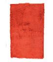 Protiskluzová koupelnová předložka RASTA MICRO oranžová