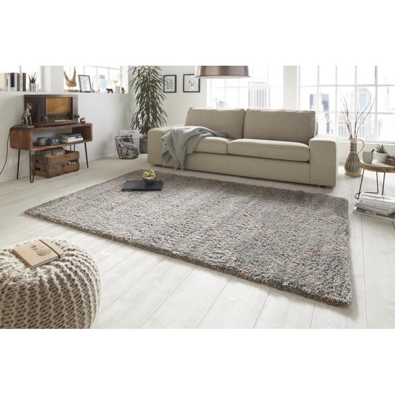 Kusový koberec Allure 102751 grau rosa