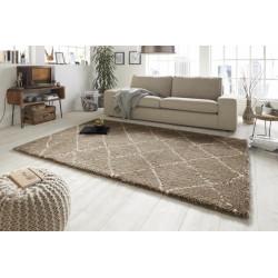 Kusový koberec Allure 102748 braun creme