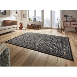 Kusový koberec Classico 102703 schwarz blau