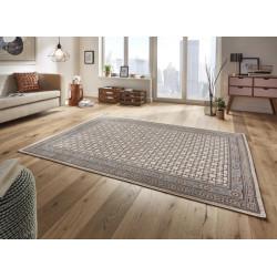 Kusový koberec Classico 102702 grau blau