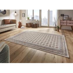 Kusový koberec Classico 102700 beige blau grau