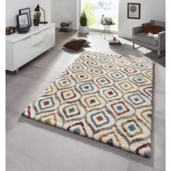 Kusový koberec Chloe 102808 creme bunt
