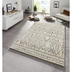 Kusový koberec Chloe 102805 creme bunt
