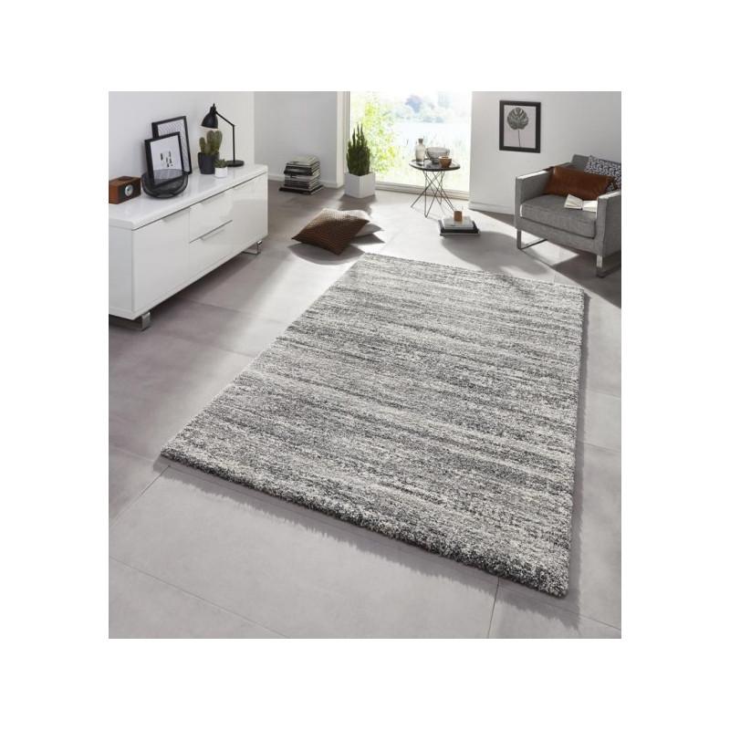 Kusový koberec Chloe 102802 grau meliert