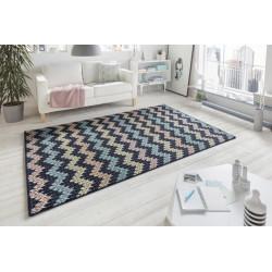 Kusový koberec Madison 102784 pastell dunkelblau