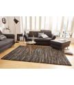 Kusový koberec Nomadic 102695 Schwarz Grau Meliert