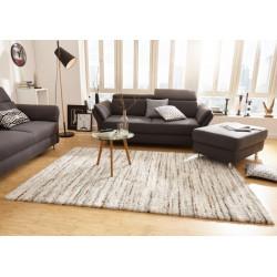 Kusový koberec Nomadic 102694 Creme Grau Meliert