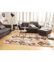 Kusový koberec Nomadic 102693 Geometric Creme