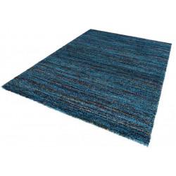 Kusový koberec Nomadic 102691 Meliert Blau