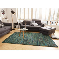 Kusový koberec Nomadic 102689 Meliert Grün