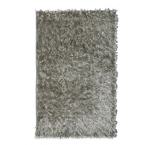BO-MA koberce Koupelnová předložka RASTA MICRO šedá, kusových koberců 50x80 cm% Šedá - Vrácení do 1 roku ZDARMA vč. dopravy